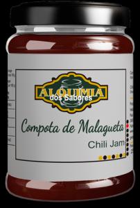 Compota de Malagueta