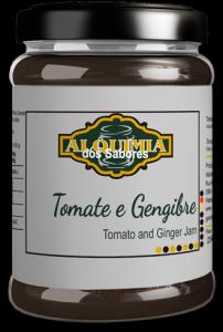 Doce de Tomate e Gengibre