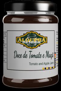 Doce de Tomate e Maçã