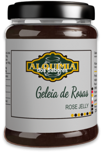 Geleia de Rosas