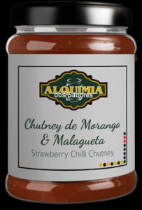 Chutney-Morango-Malageta
