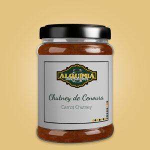 Chutney de Cenoura