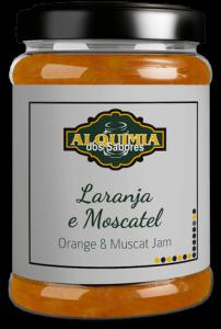 Doce de Laranja e Moscatel