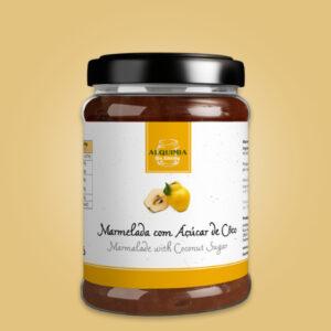 Marmelada com Açúcar de Côco